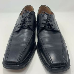 Guante Mens Walking Air Oxford Shoes Black Size 9